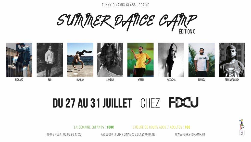 SUMMER DANCE CAMP SAISON 5